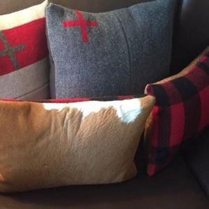 Pendleton Wool Pillow